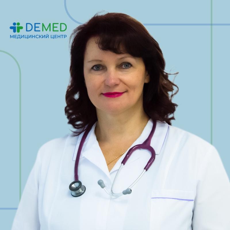 Салунина Татьяна Юрьевна