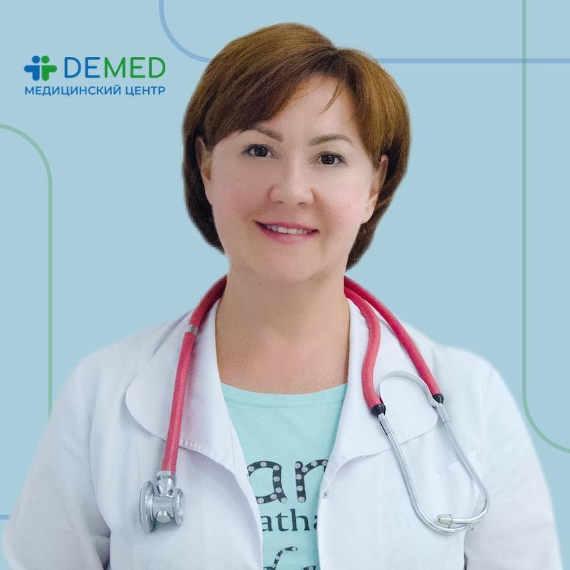 Михайлова Галина Николаевна