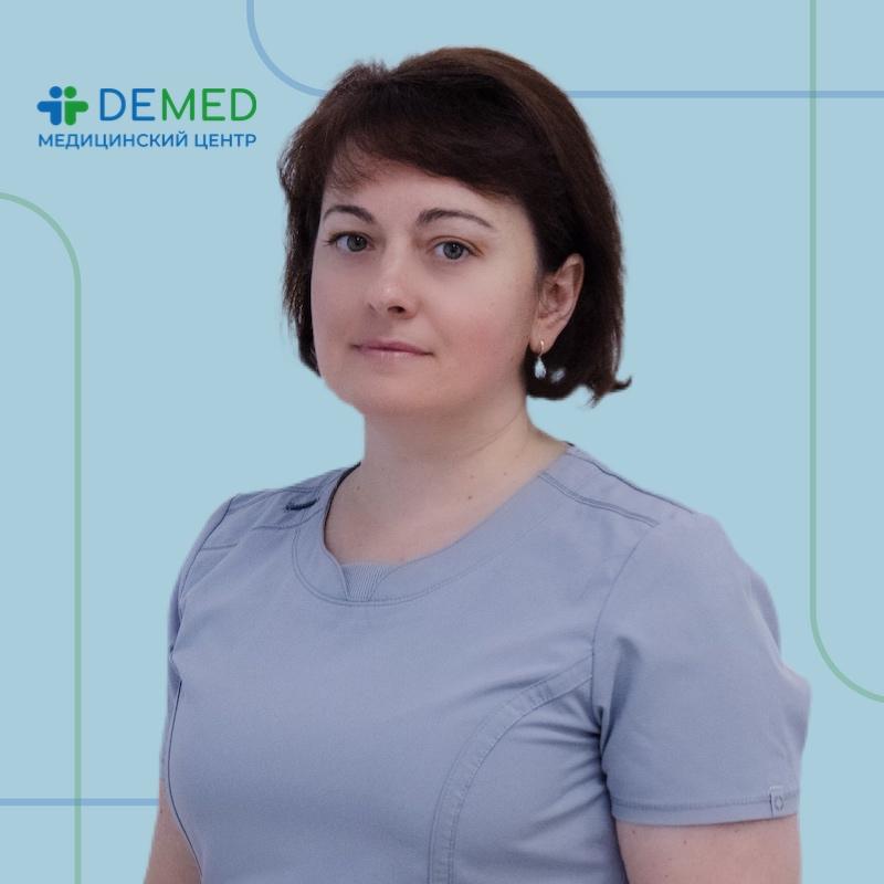 Завязкина Ольга Вячеславна