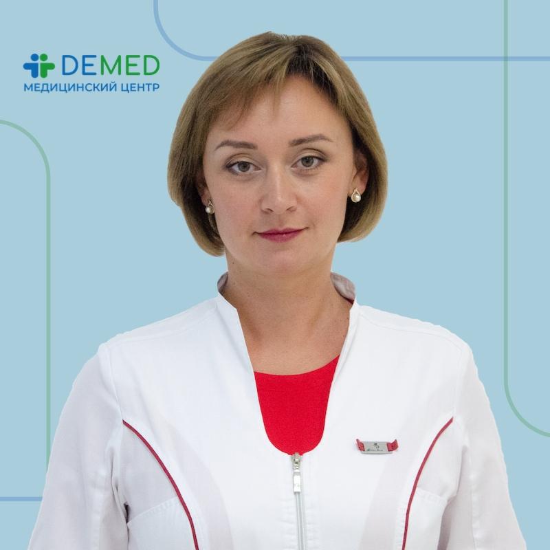 Черепанина Галина Викторовна