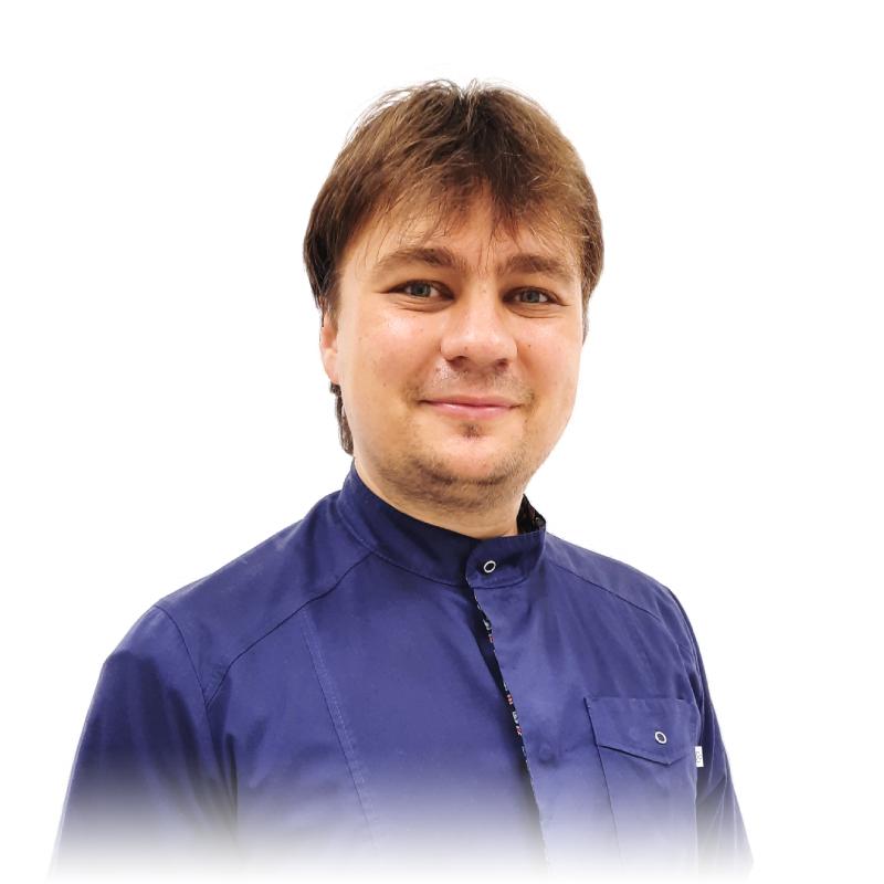 Царегородцев Константин Сергеевич