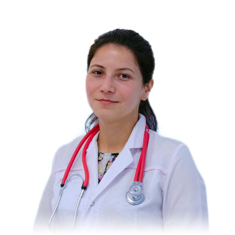 Афошина Анна Николаевна
