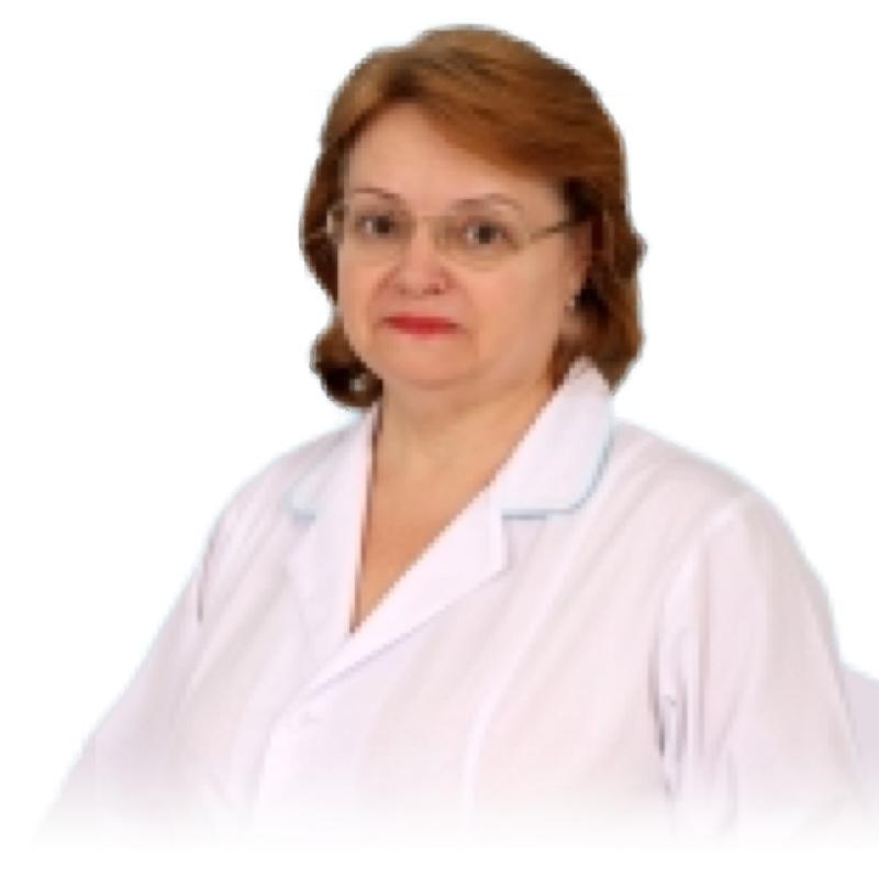 Полухина Алевтина Петровна